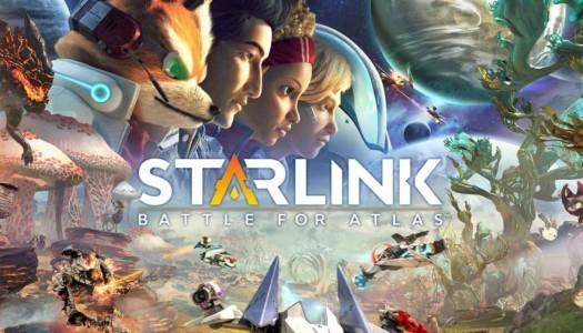 Starlink: Battle for Atlas ya está oficialmente disponible