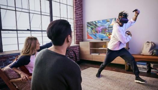 Facebook pretende adentrarse en el mercado de la realidad virtual