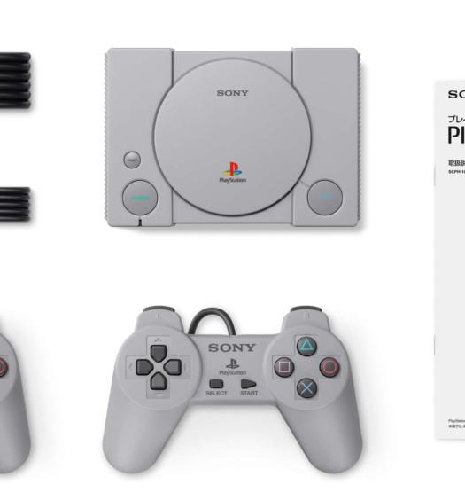 PlayStation-Classic-PlayStation Classic-Peseta