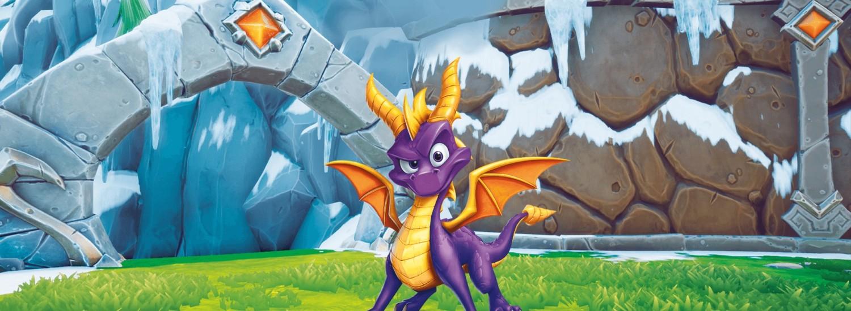 Spyro Reignited-Trilogy