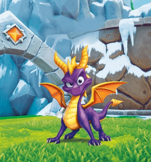 Spyro Reignited-Trilogy