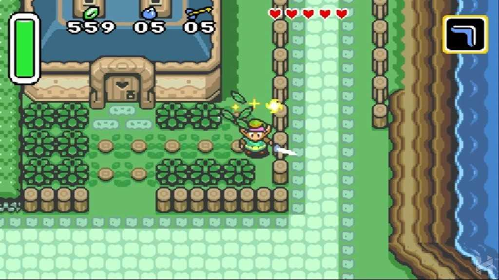 TLOZ: A Link to the past