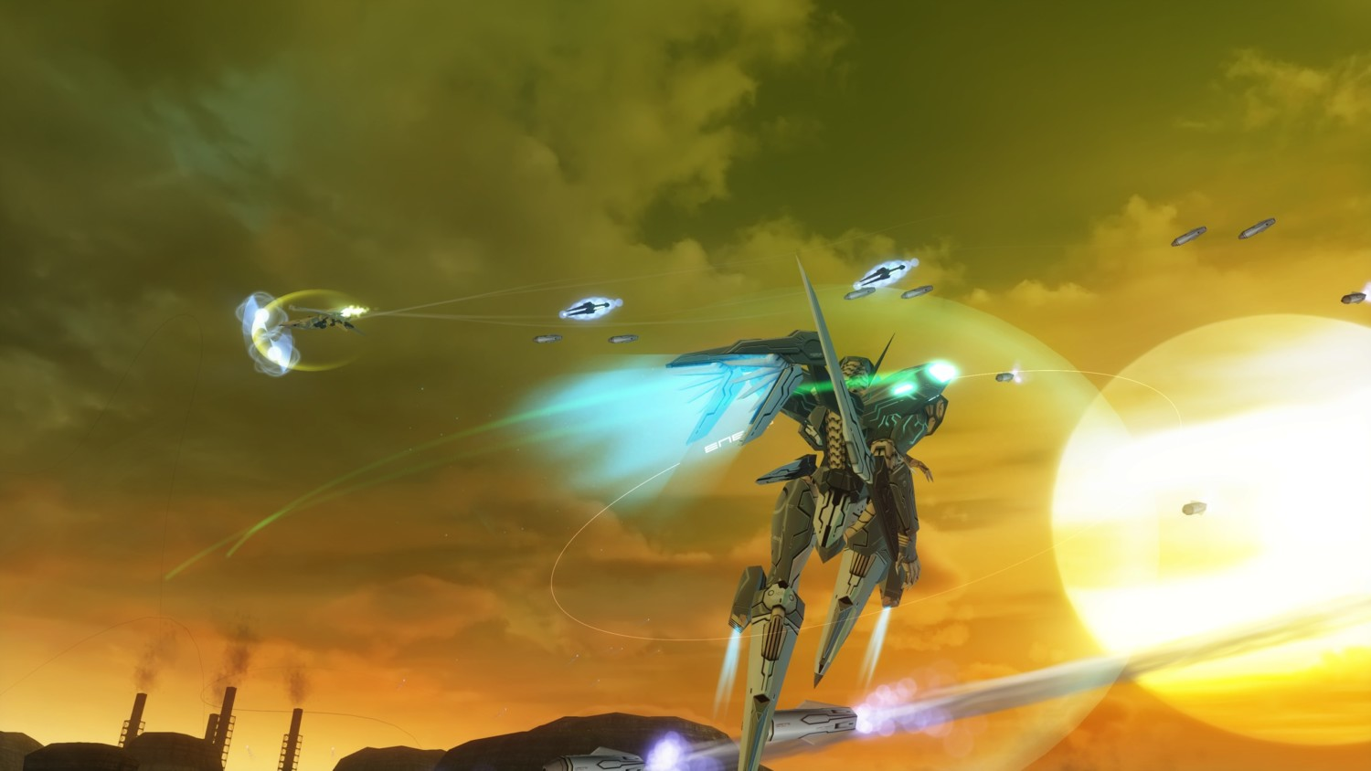 Zone of the Enders The 2nd Runner MARS 7