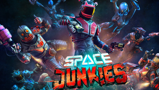 Anunciada la beta cerrada de Space Junkies