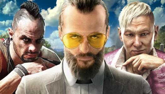 La evolución de la locura en la saga Far Cry