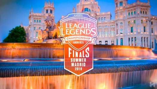 Finales del Split de verano de la LCS EU en Madrid