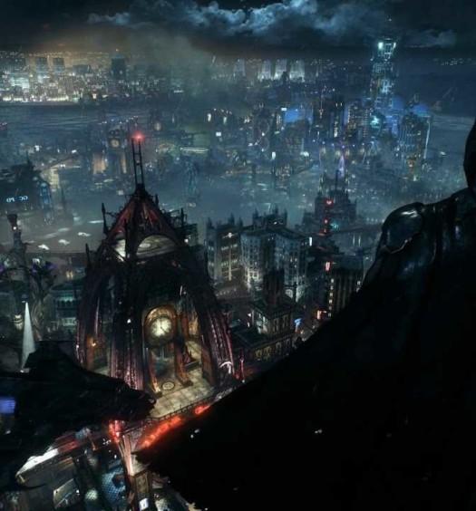 Batman: Arkham-creadores