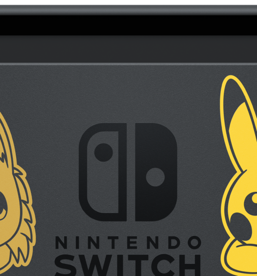 Switch-edición especial-Pokémon