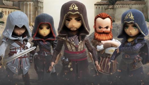 Assassin's Creed Rebellion, un nuevo reto móvil para la saga