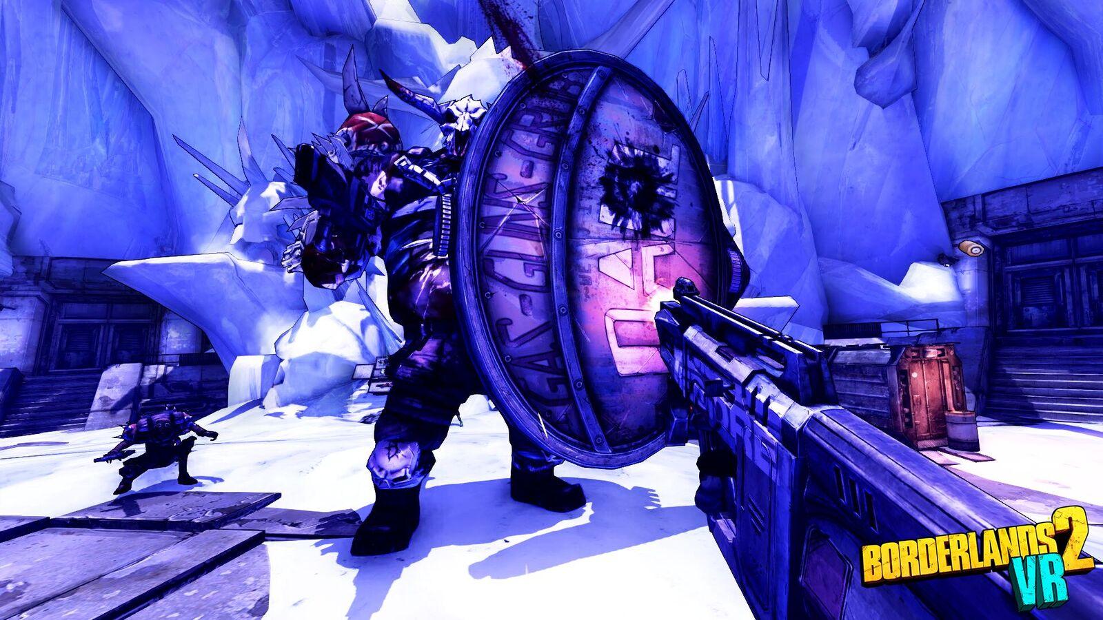 Borderlands 2 VR Screen
