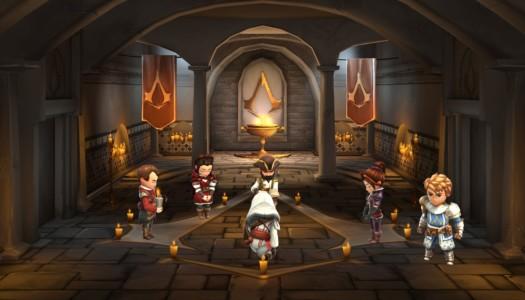 Assassin's Creed Rebellion llega a dispositivos móviles