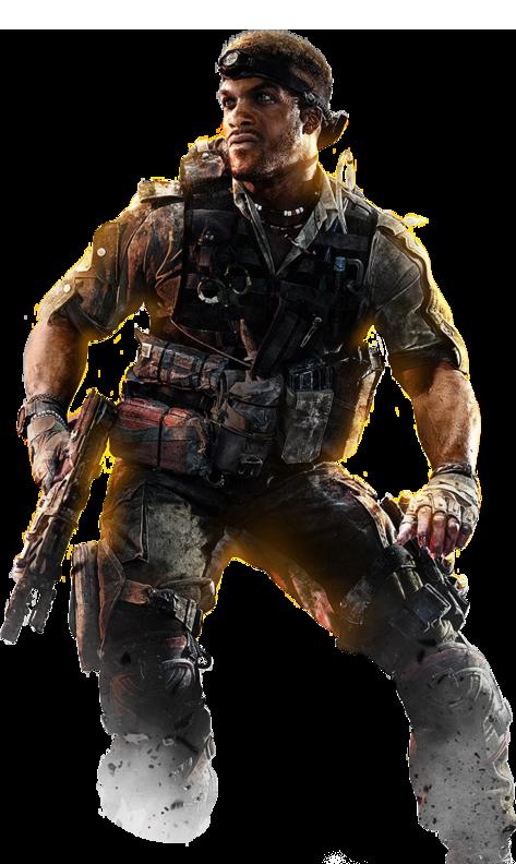 Black Ops 4 Crash Specialist