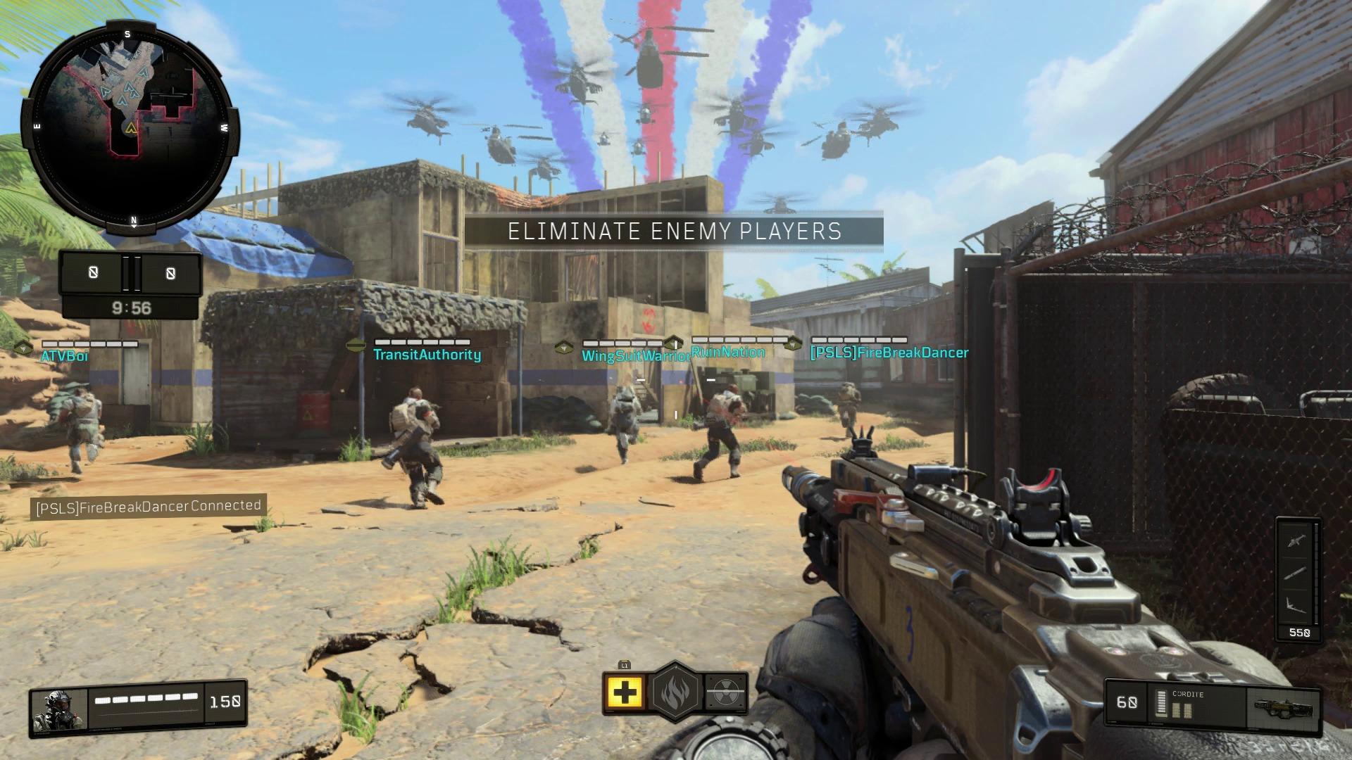 Call of Duty Black Ops 4 Multijugador