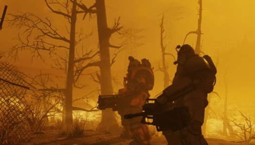 Fallout 76 sale de una para caer en otra