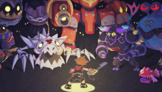 Kingdom Hearts III celebra Halloween con una nueva ilustración