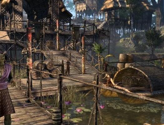 Murkmire TESO The Elder Scrolls Online