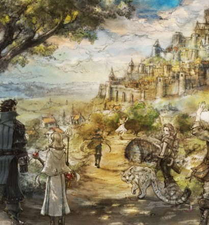 Octopath Traveler-decisiones