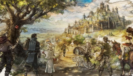 La toma de decisiones en Octopath Traveler