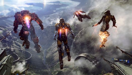 Bioware muestra un nuevo gameplay de Anthem