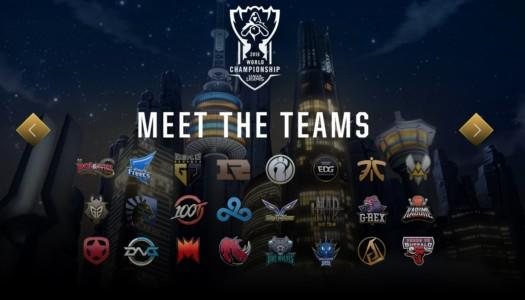 El Mundial de League of Legends, the Gap is Closing