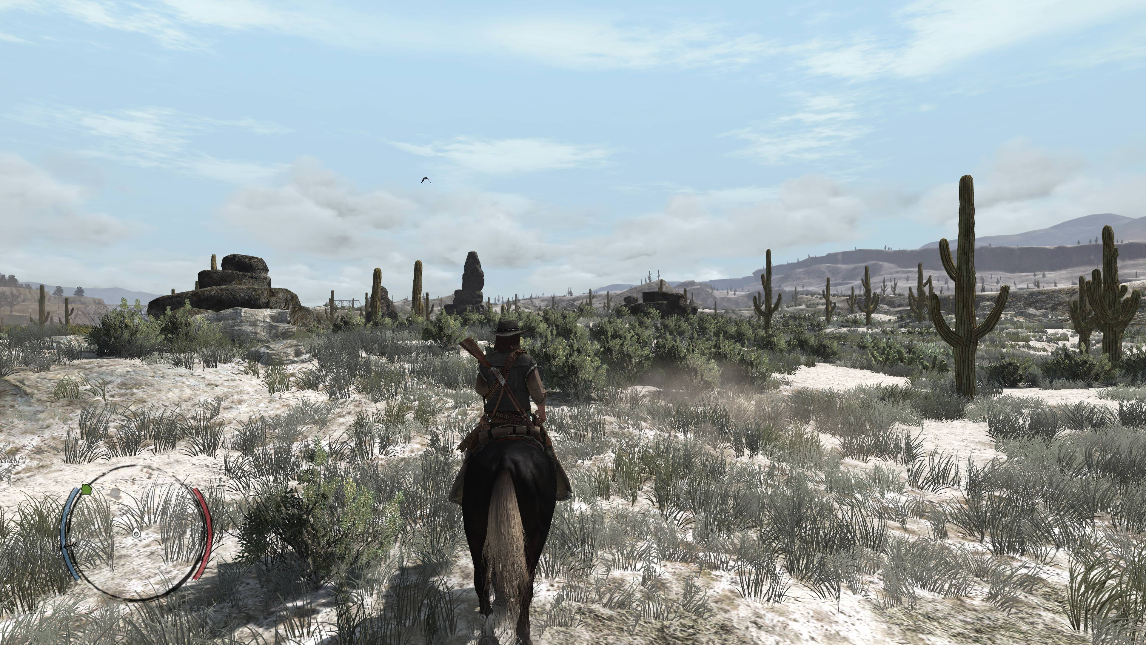 Red Dead Redemption 1 screen 1