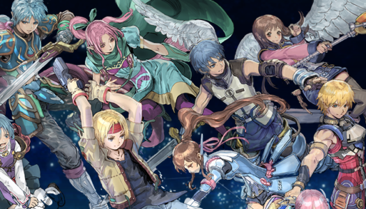 Star Ocean: Anamnesis ya está disponible para dispositivos móviles