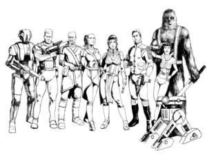 Lucasfilm obliga a cancelar el remake de Star Wars: KotOR