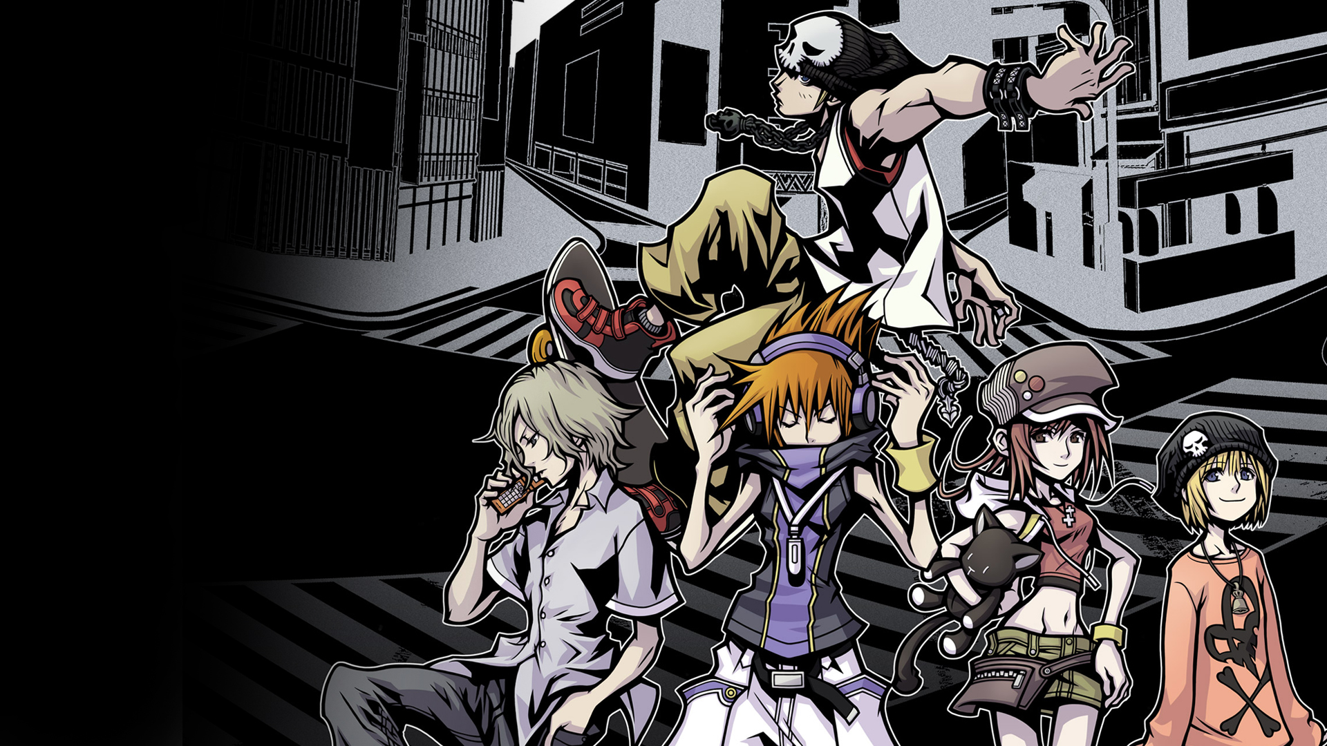 The World Ends With You Final Remix Analisis Hyperhype