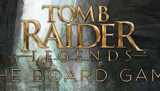 Tomb Raider Legends tendrá su propio juego de mesa