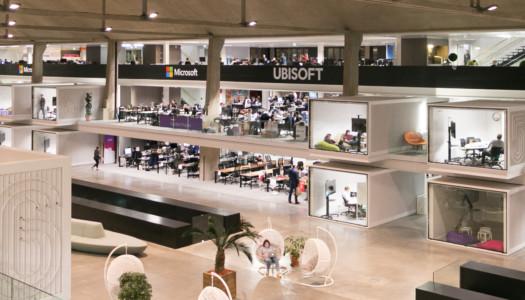 Ubisoft arranca la tercera temporada de su Station F en París
