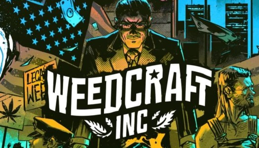 Devolver Digital y Vile Monarch presentan Weedcraft Inc