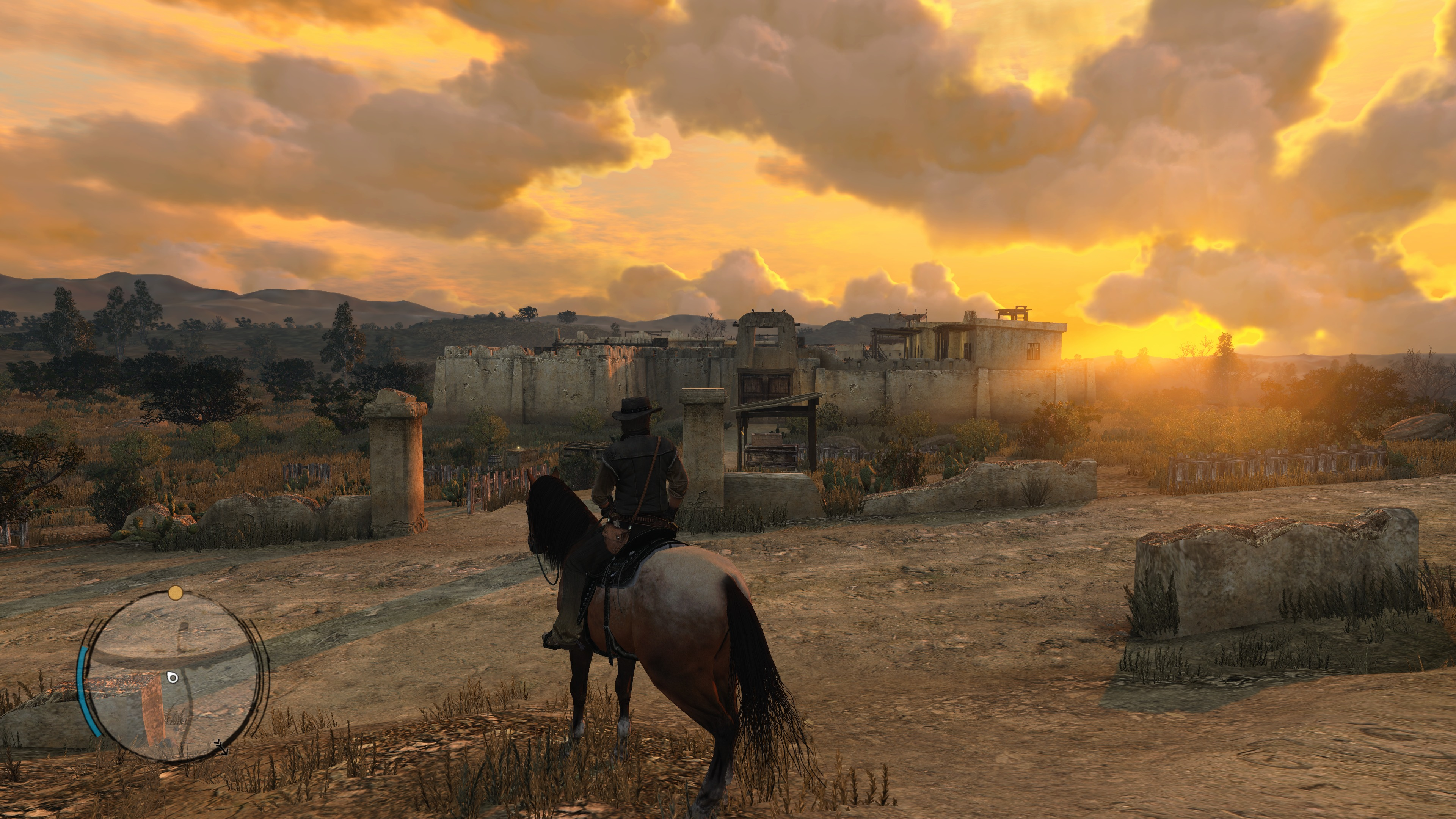 Red Dead Redemption 1 screen 8