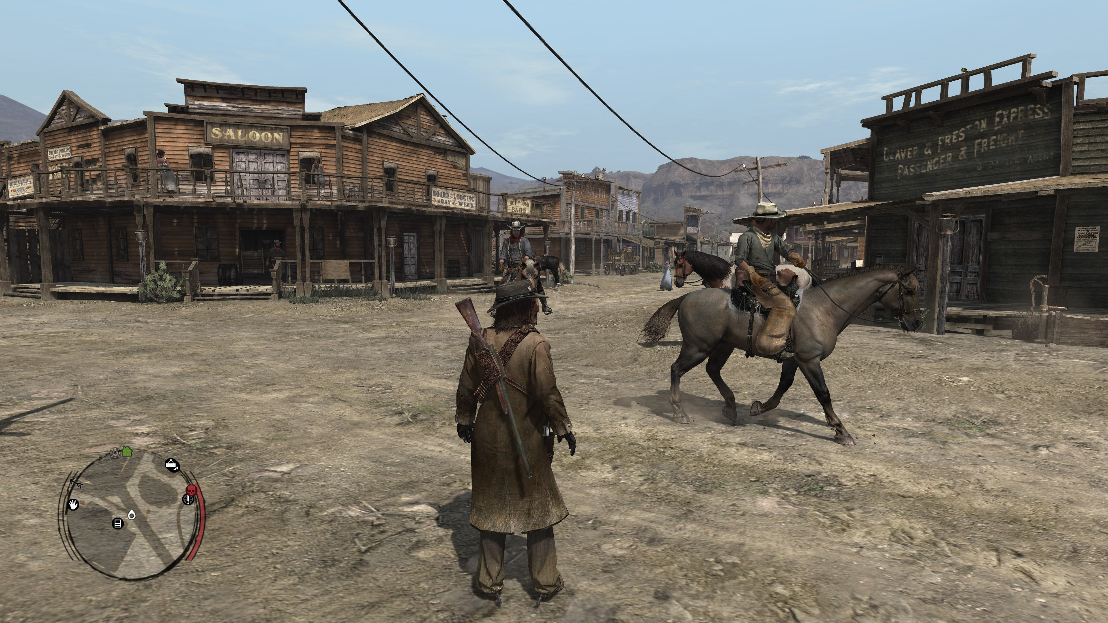 Red Dead Redemption 1 screen 7