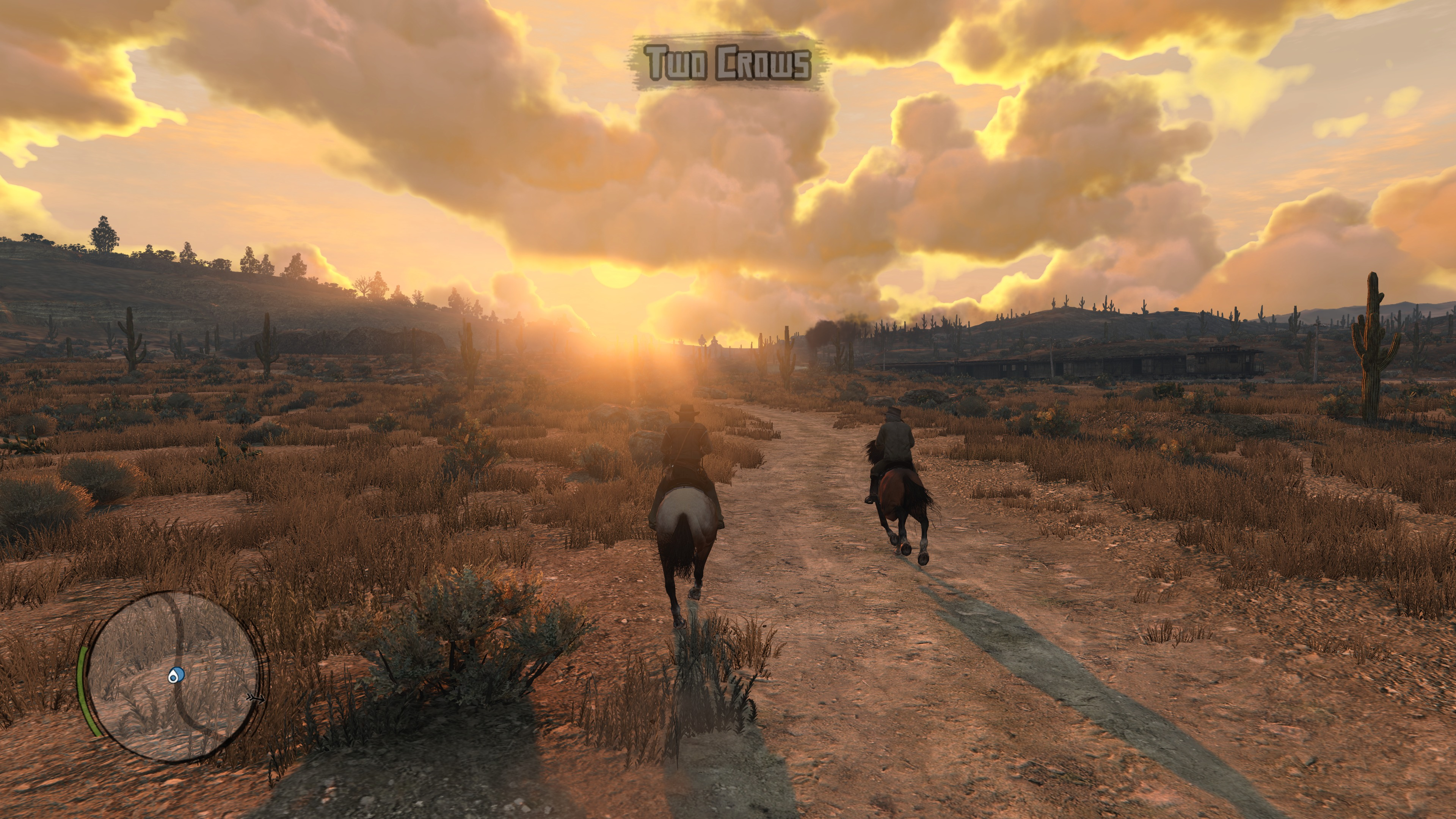 Red Dead Redemption 1 screen 6