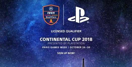 PlayStation FIFA 19 Global Series