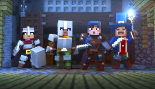 Anunciado Minecraft: Dungeons, lo nuevo de Mojang