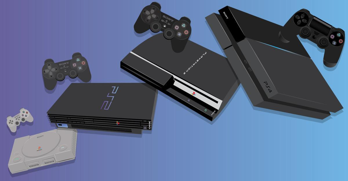 Patente Sony retrocompatibilidad