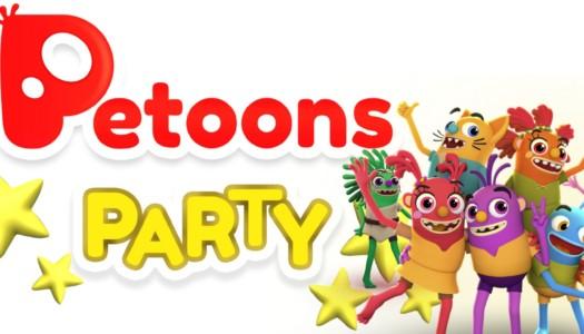Petoons Party llegará en formato físico de la mano de Meridiem Games