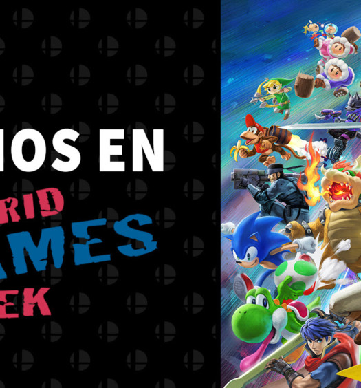 Nintendo Madrid Games Week MGW