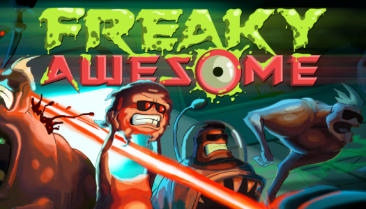 Freaky Awesome aterriza en PS4 y Switch