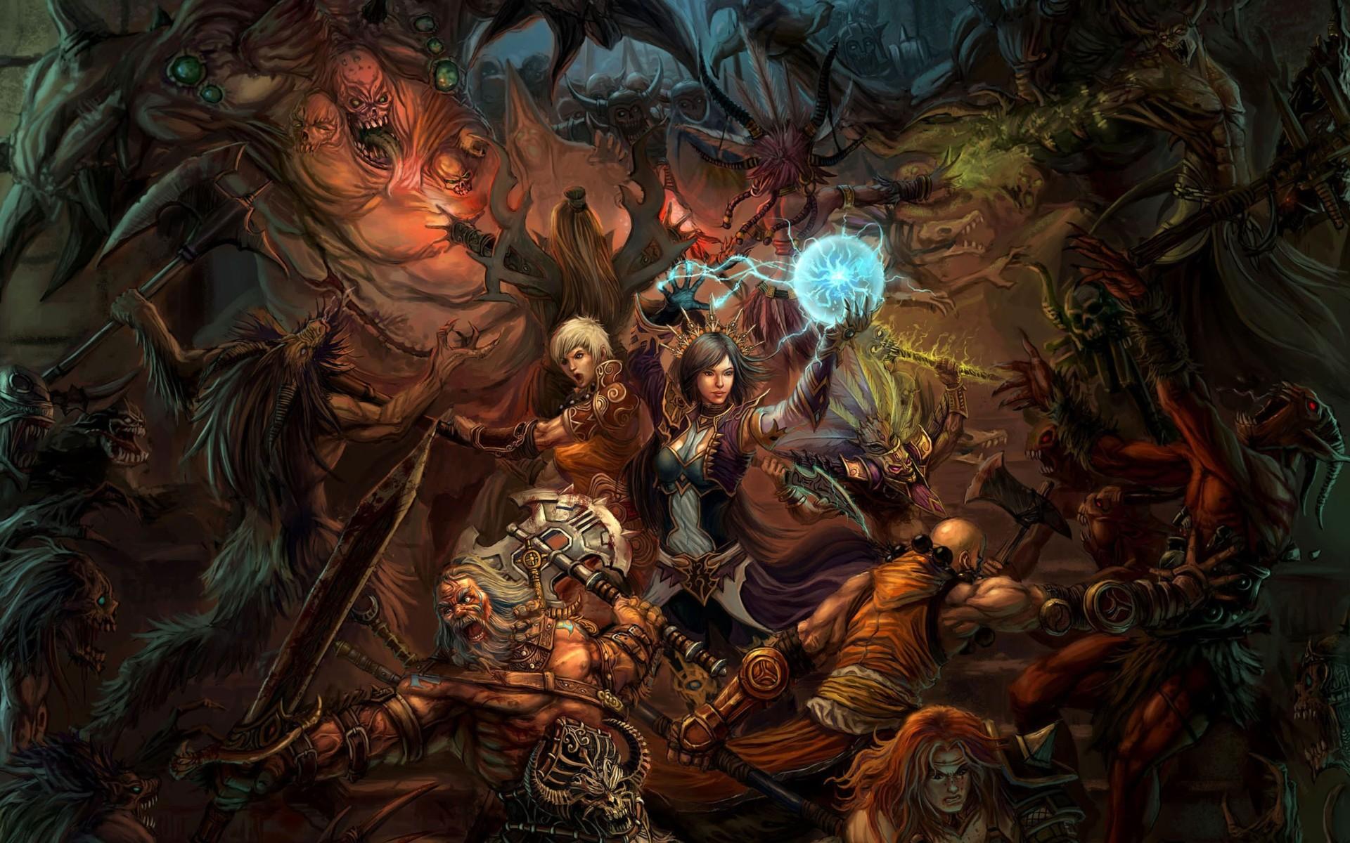 futuro de Diablo-Diablo 4