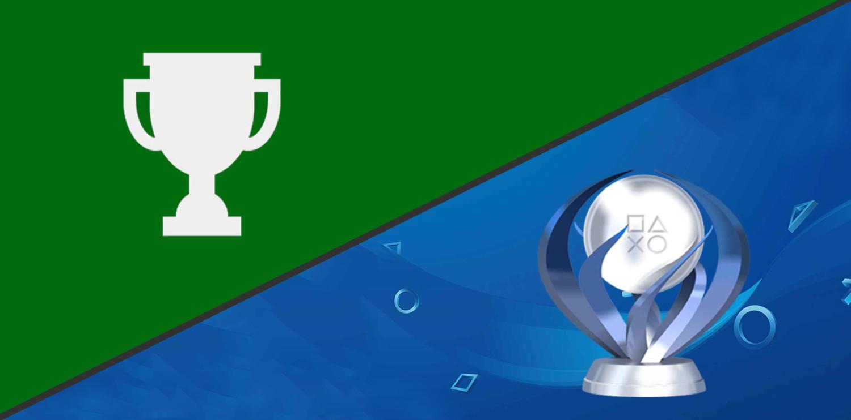 A favor o en contra de los logros y trofeos