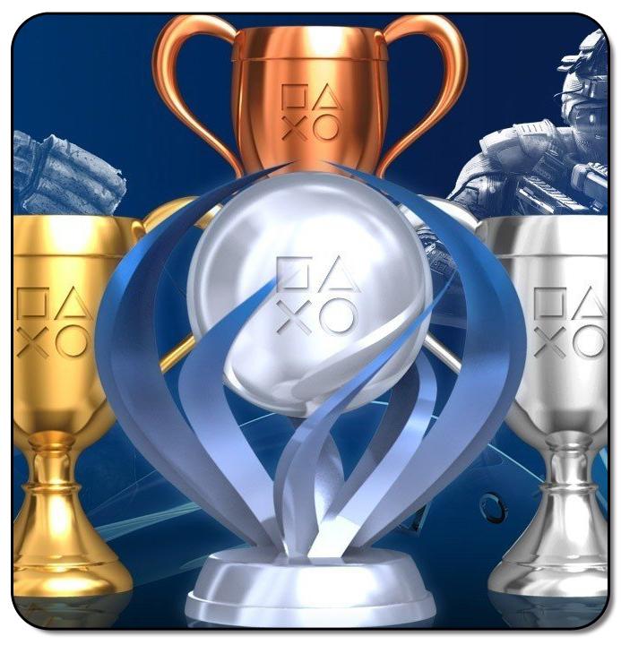 Trofeos de Sony