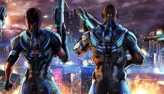 Crackdown 3 ya está disponible tanto en Xbox One como en PC