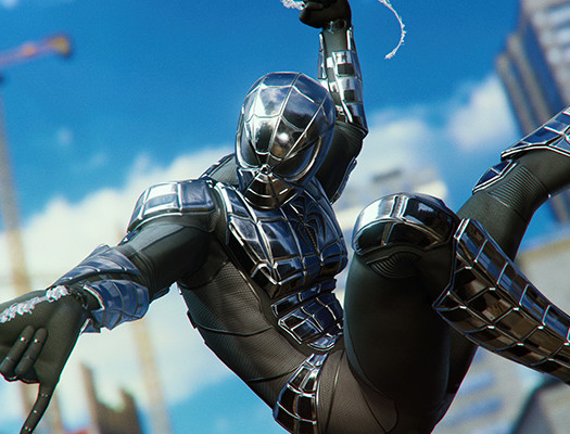 Spider Man DLC 2