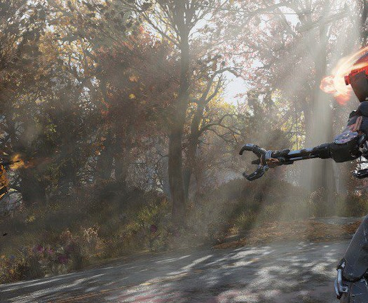 Fallout 76-atómica