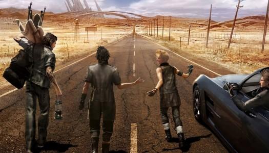 Ya disponible la versión independiente de Final Fantasy XV Multiplayer: Comrades