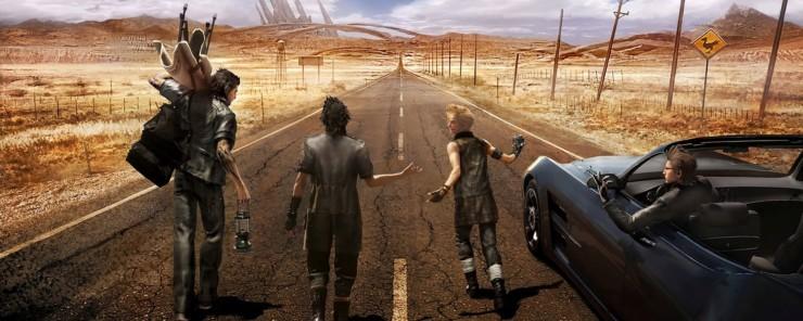 Final-Fantasy-XV-segundo aniversario-Multiplayer: Comrades