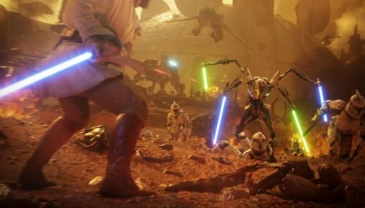 Star Wars: Battlefront II está más vivo que nunca
