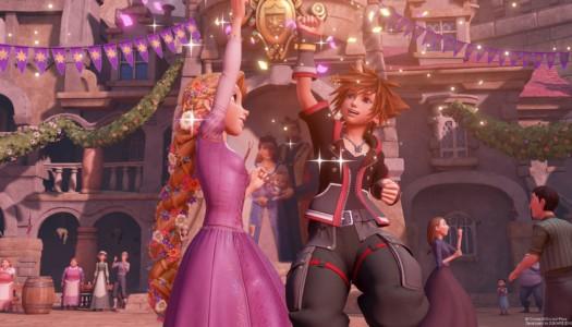 Kingdom Hearts III, los tráilers y la llama del hype